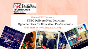 Learning Opportunities at FETC