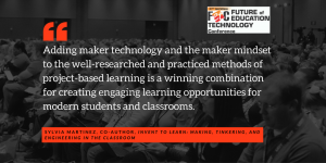 Sylvia Martinez,Invent To Learn: Making, Tinkering, and Engineering in the Classroom