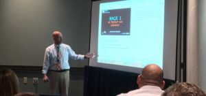 FETC Presenter at a session