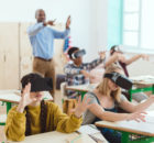 Teach with Students using VR